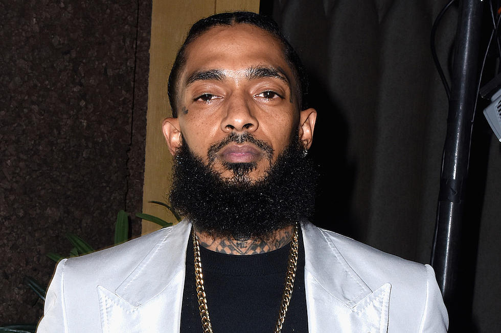 6bde69d4bf3b Rapper Nipsey Hussle Shot Dead in Los Angeles. See Video of Suspect  Bragging on IG After The Shooting